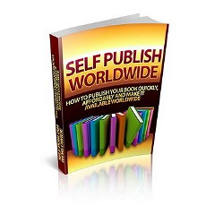 self publish every book you write